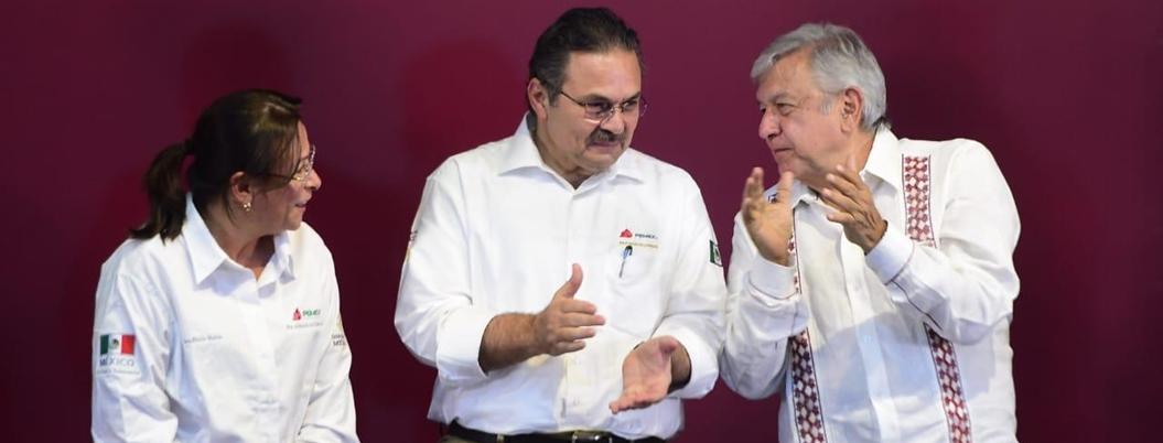 """""""AMLO destruyó Pemex contratando a sus amigos"""", acusa el PAN"""