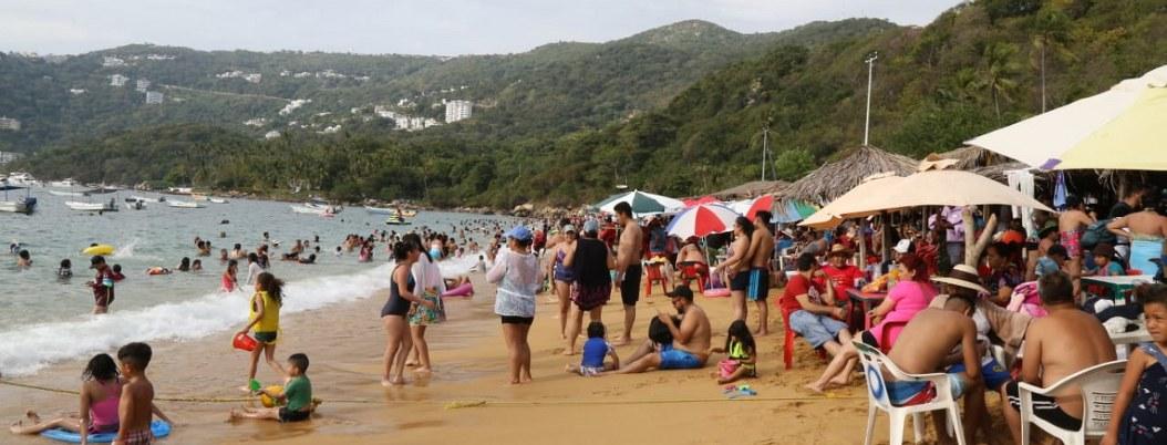 Registran cuarto caso de Covid-19 en Acapulco; suman 5 en Guerrero