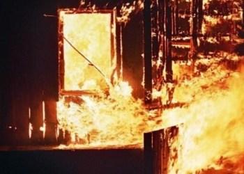 Sicarios incendian casas y vehículos en poblado de Chihuahua 3