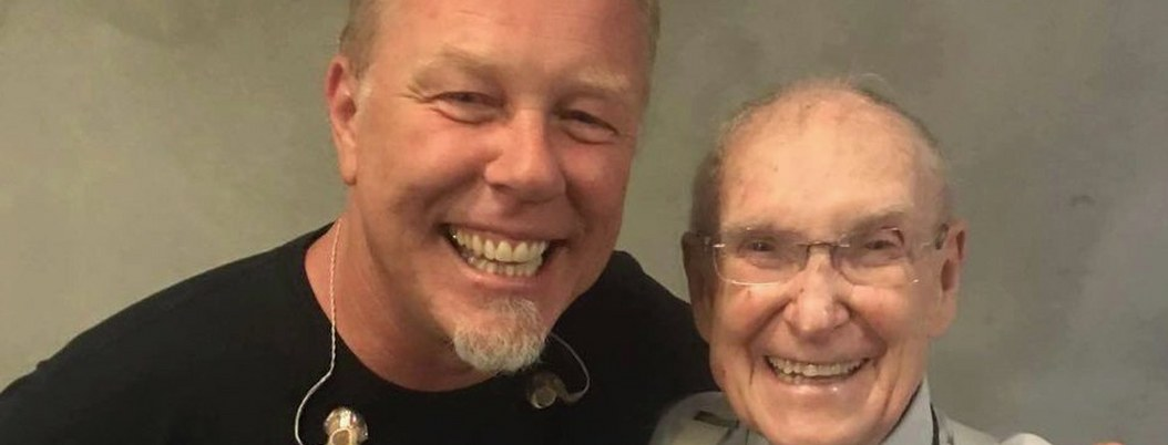 Fallece Ray Burton, padre de exbajista de Metallica