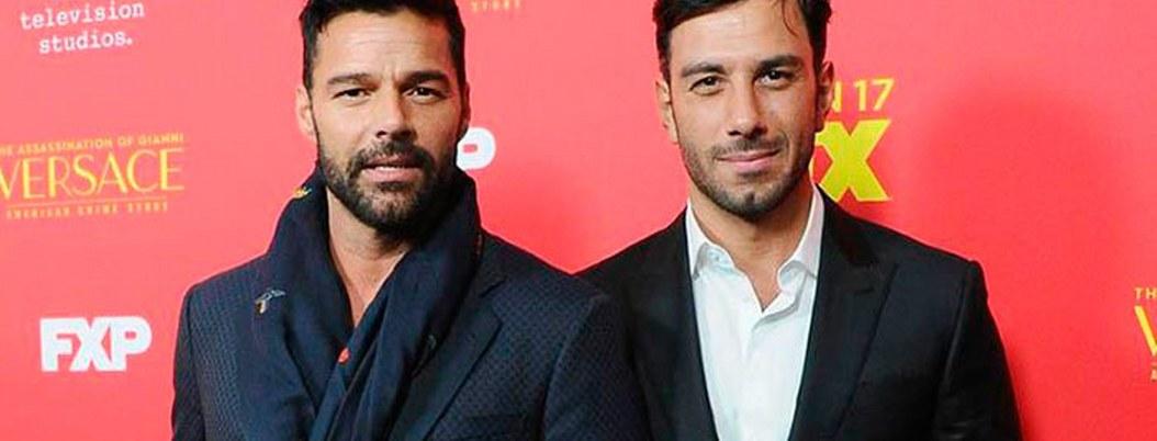 Ricky Martin y su esposo presumen su amor y familia