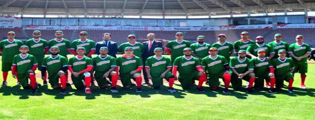 Selección Mexicana de Beisbol entre las mejores cinco del mundo