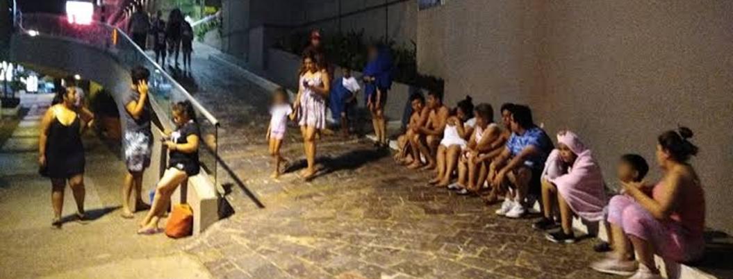 Autoridades recomiendan planes de protección por sismos en Guerrero