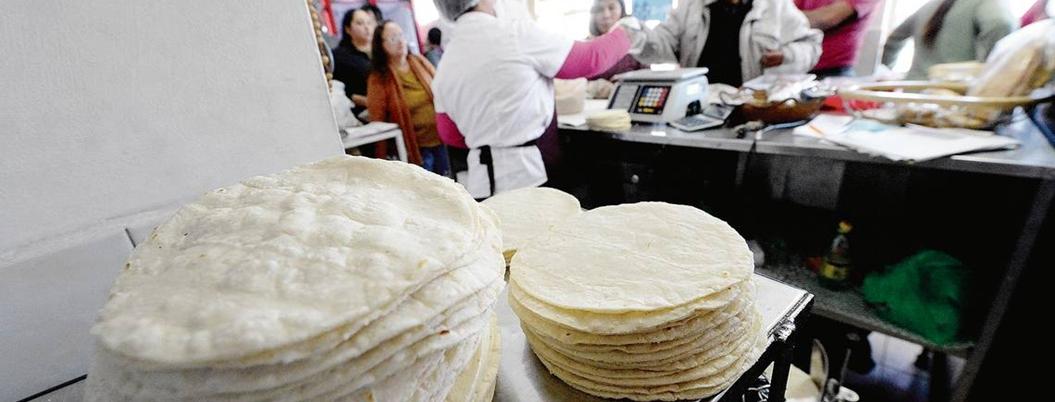 Tortilla se encareció hasta 60% en algunos estados del país