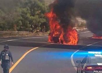 Detención de criminal desata enfrentamientos y bloqueos en Uruapan 3