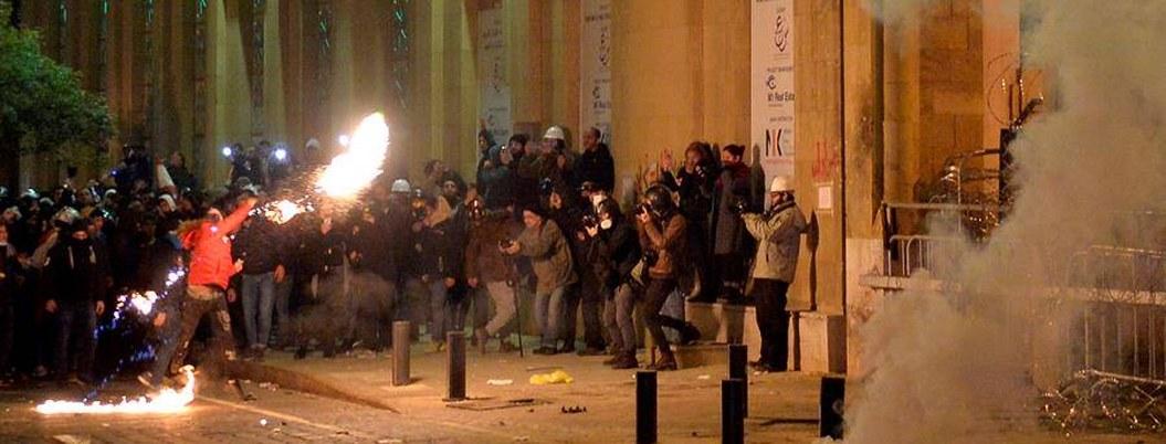 Con bombas molotov atacan edificio de afectados por coronavirus