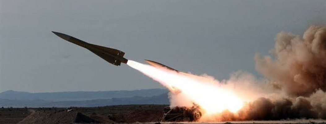 Cae cohete cerca base militar iraní con soldados estadounidenses