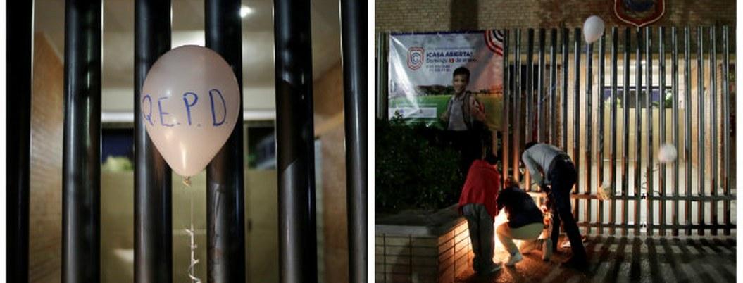 Fuera de peligro última víctima de balacera en Colegio Cervantes