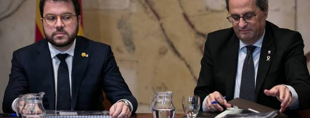 Habrá elecciones anticipadas en Cataluña