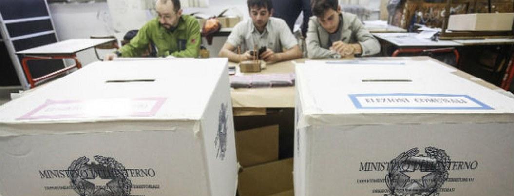 Italia: celebra elecciones regionales en Emilia Romagna y Calabria