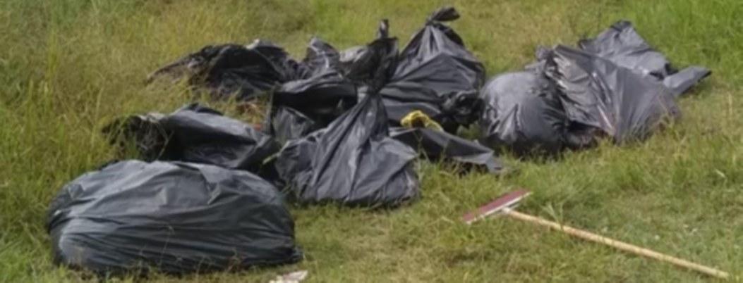 Hallan nueva fosa clandestina con restos embolsados en Zapopan