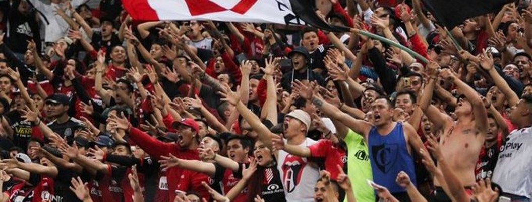 """Vetan estadio Jalisco por el famoso grito, """"eh pu…"""""""