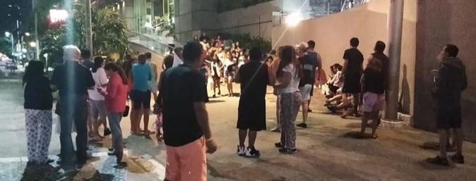 Tiembla otra vez en Guerrero; tres sismos sacuden al estado