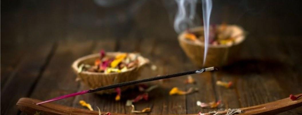Humo del incienso, más tóxico que el humo del tabaco