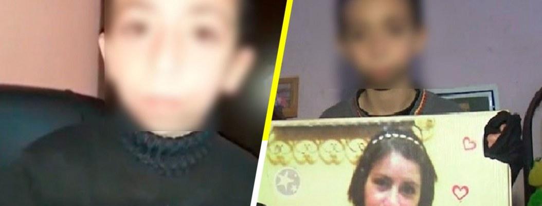 Niño ofrece recompensa por celular con fotos de su madre fallecida