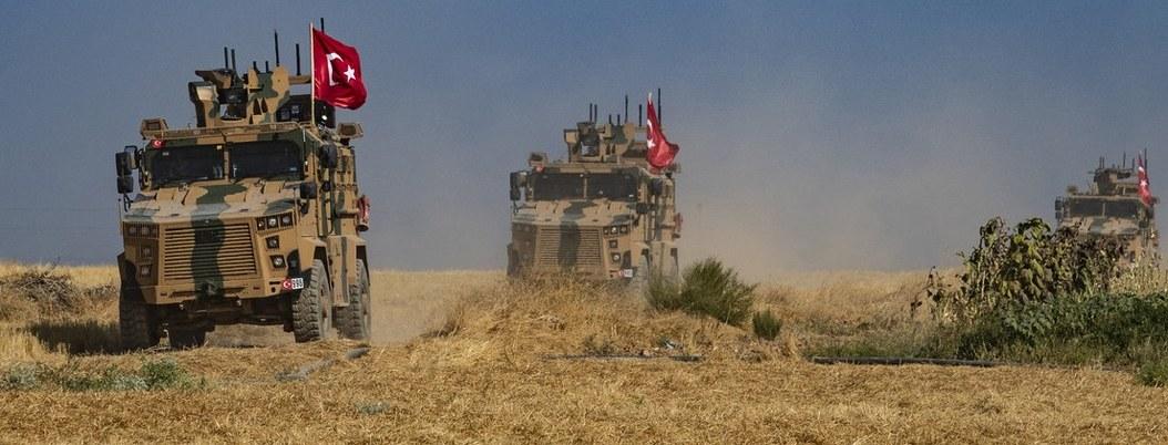 Turquía comenzó el envío de tropas a Libia