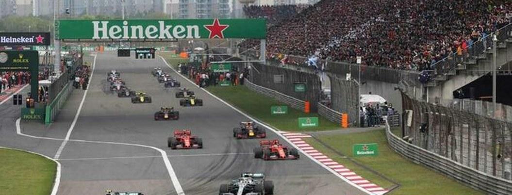 Aplazan Gran Premio de China por Covid-19