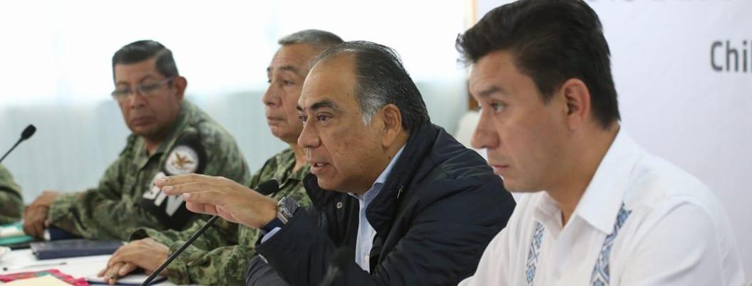 Se investigan los 7 asesinatos en Chilpancingo, asegura Astudillo