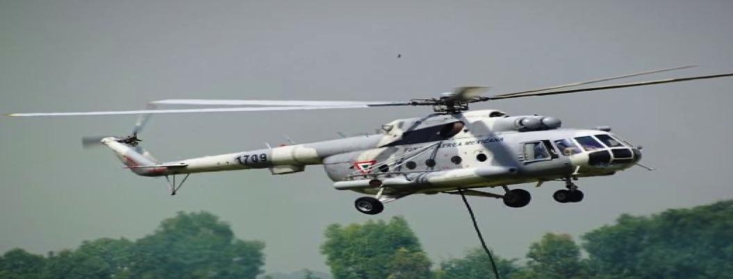 EU amaga con sanciones a México por compra de helicópteros a Rusia