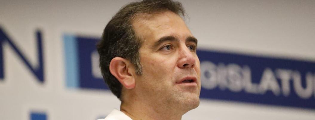 Ofrecen chamba a Córdova; él les recuerda que aún no se va del INE