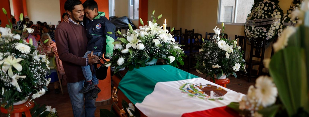 México, un país letal para defensores de la naturaleza