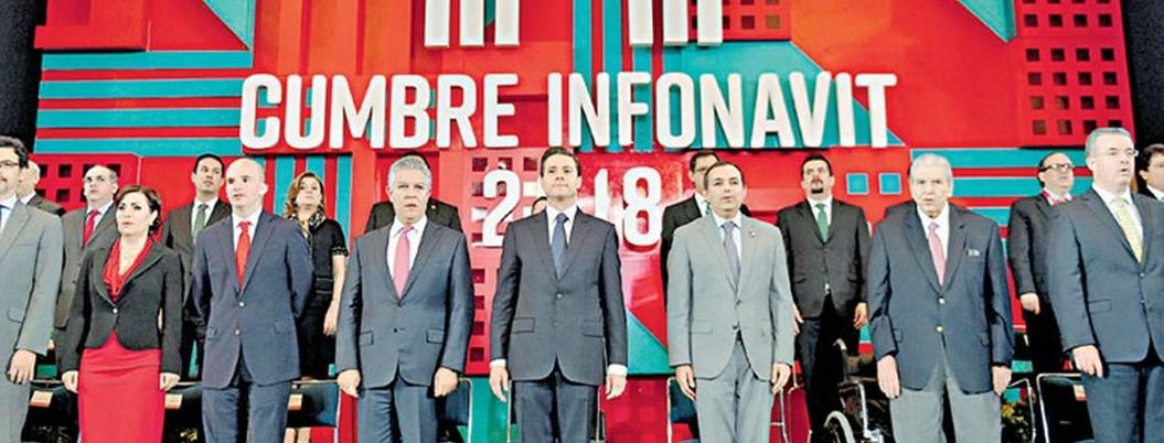 Piden cárcel para Peña Nieto por desfalco al Infonavit