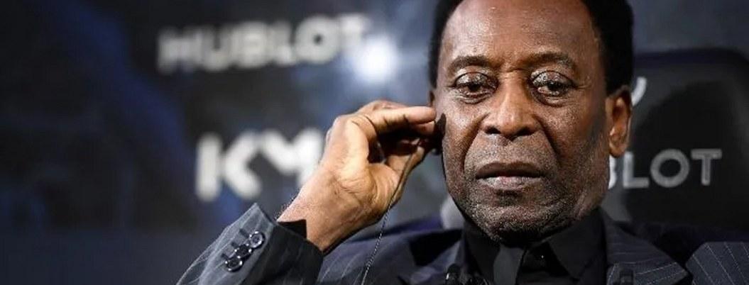 Pelé sigue en cuarentena por brote de coronavirus en Sao Paulo
