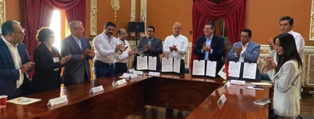 Tlaxcala se adhiere al Insabi tras firma de acuerdo