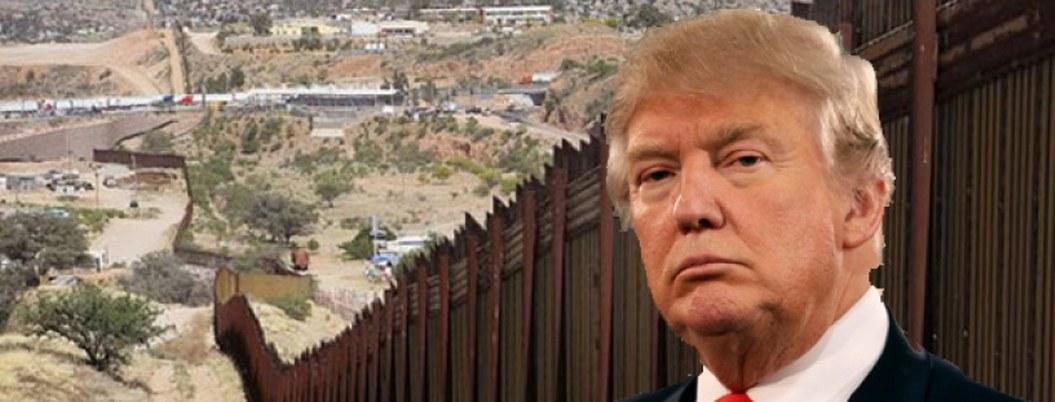 Trump se empeña en muro; desvía más 3 mil millones para construirlo