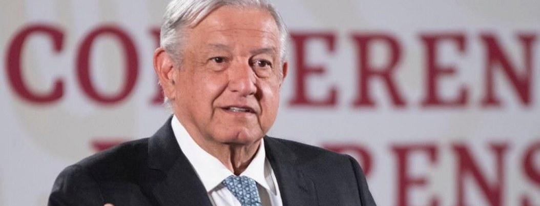 México puede restringir ingreso de personas desde EU, advierte AMLO