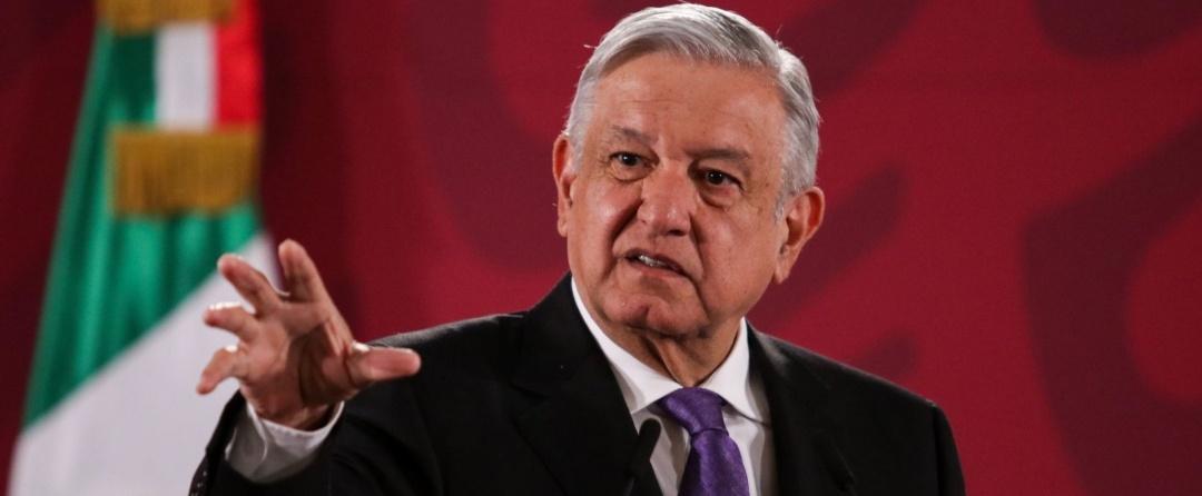 AMLO asegura que ya regresó la paz a México, ya no hay violencia