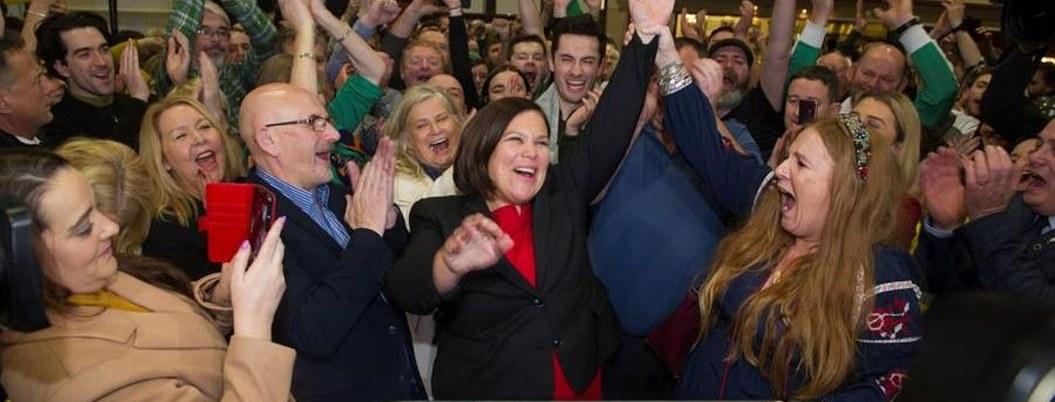 Fianna Fáil gana las elecciones en Irlanda
