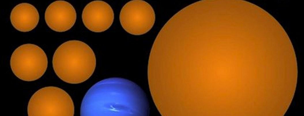 Hallan nuevos exoplanetas en un mundo distante pero habitable