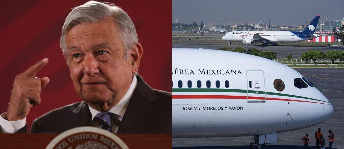 AMLO compra el primer 'cachito' del sorteo del avión presidencial