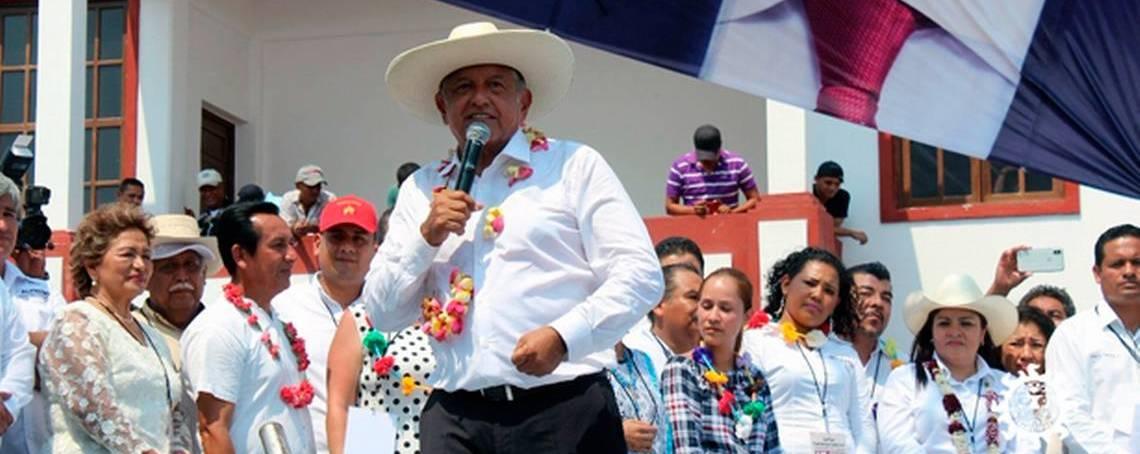 AMLO visitará la Costa Chica de Guerrero en marzo