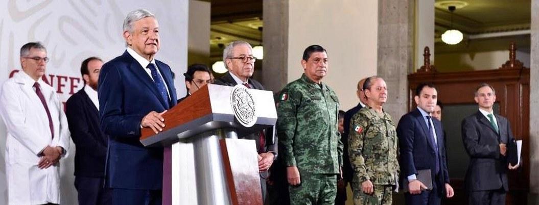 """AMLO: """"el pueblo de México está hecho para resistir adversidades"""""""