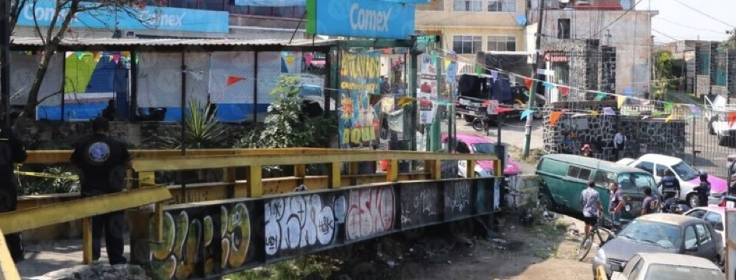 Balacera en autolavado deja 2 personas muertas y 2 heridas en CDMX