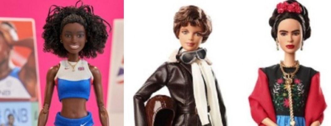 Barbie lanza talentosas y empoderadas muñecas