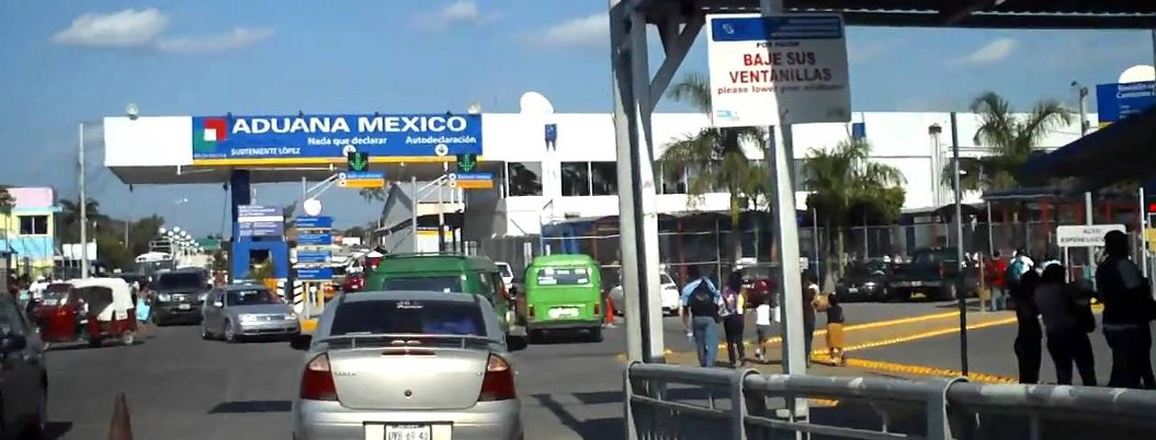 Belice cerrará su frontera con México desde hoy por COVID-19