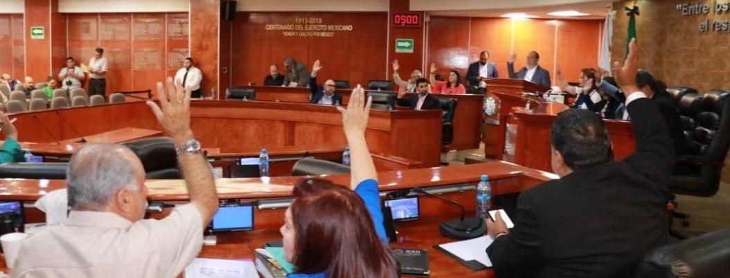 Congreso de BC decreta suspender pago de rentas y empeños