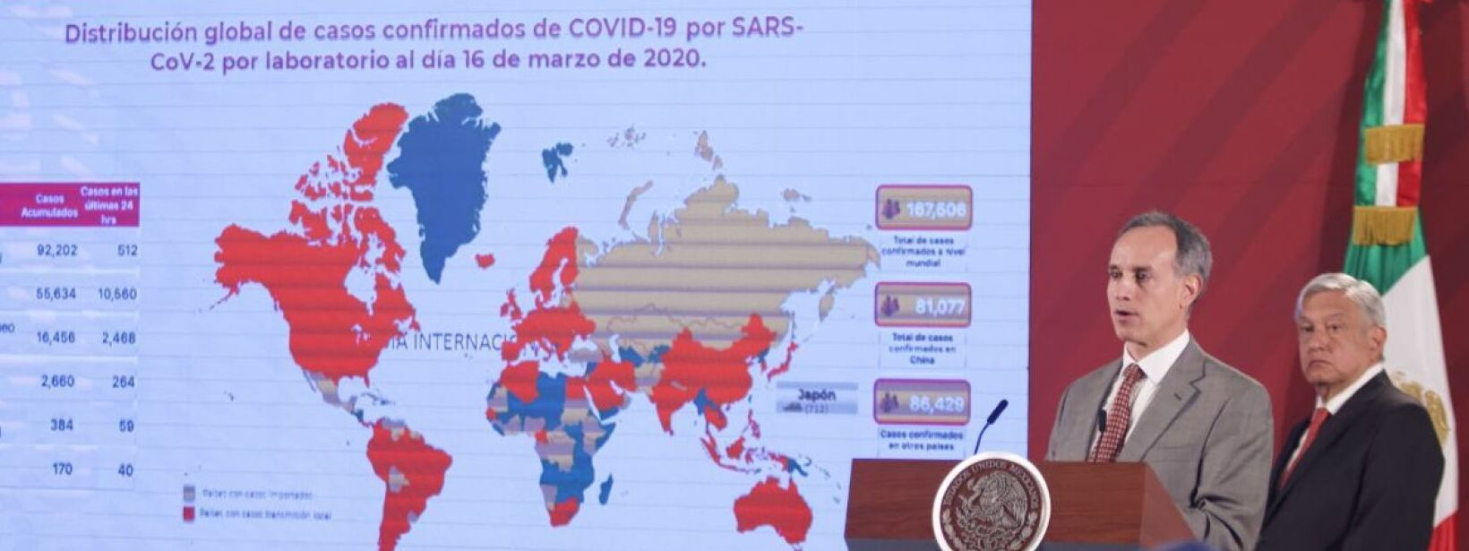 Gobierno Federal destinará 3,500 mdp para atender casos de Covid-19