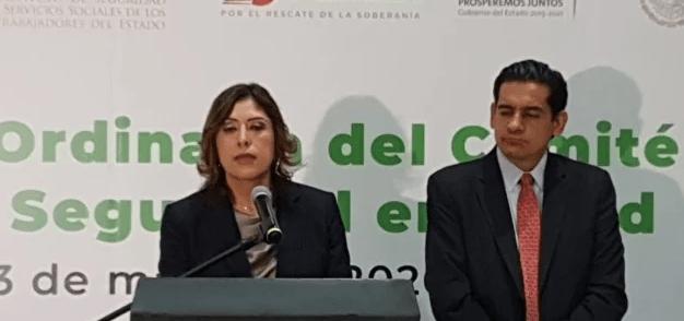 Salud reporta caso positivo de covid-19 en San Luis Potosí