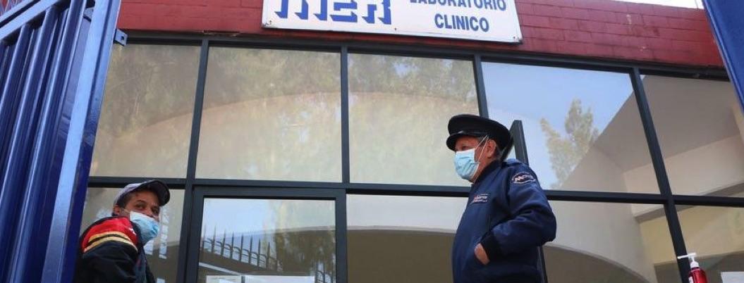 Dan de alta al primer paciente contagiado por coronavirus