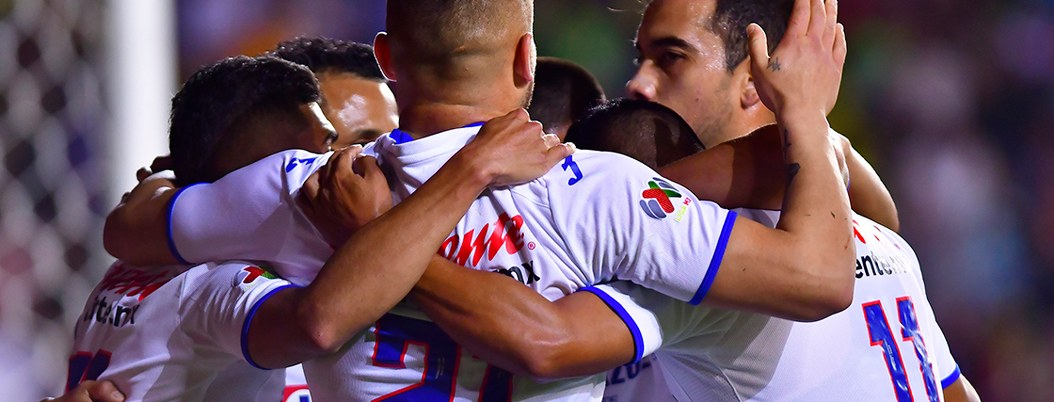 Cruz Azul en la cima del Torneo Clausura 2020 de la Liga MX
