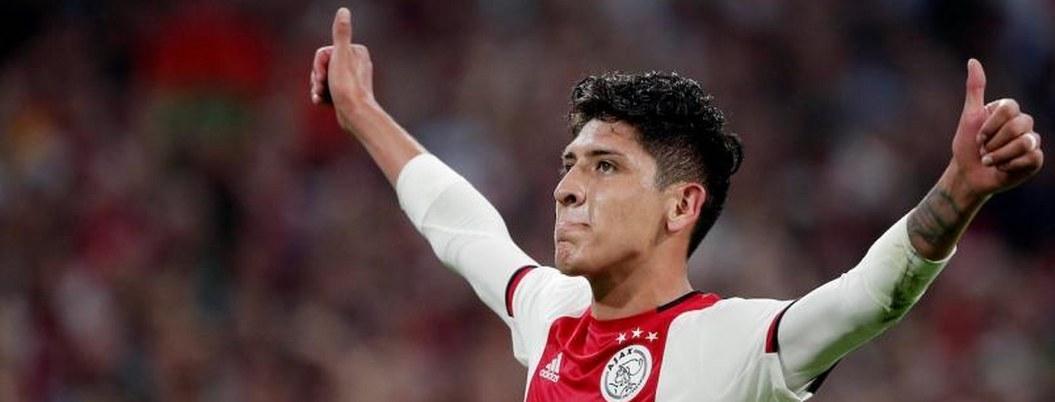 Galaxy o Tottenham: Edson Álvarez sale del Ajax con ofertas