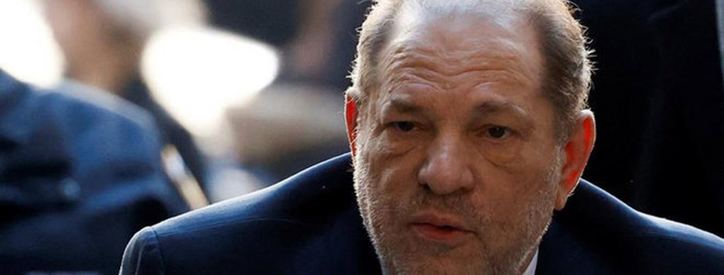 Harvey Weinstein da positivo a coronavirus en la cárcel