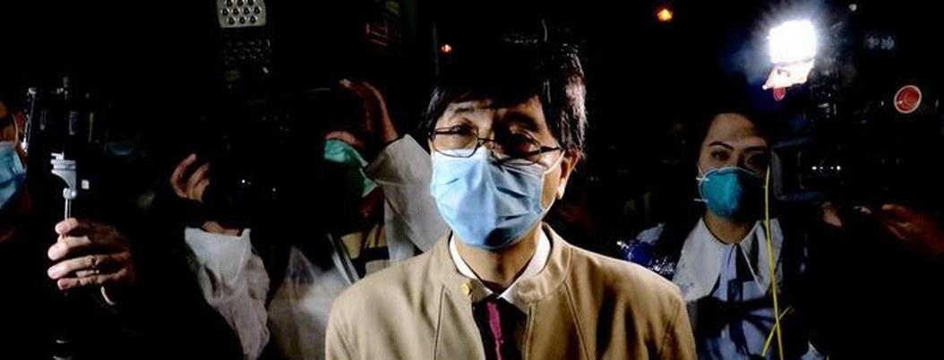 Hong Kong prohíbe ingreso a todos los no residentes por coronavirus