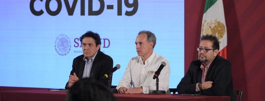 OMS felicita a México por su actuación ante el Coronavirus