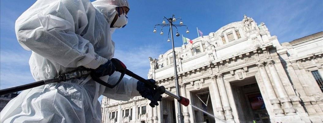 Italia impone más de 27 mil multas por violar cuarentena