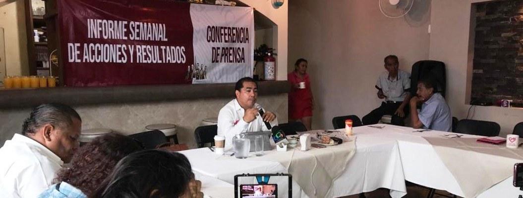 Policías de Acapulco son buenos pero están amenazados: síndico